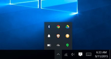 Notificaciones en Windows 10
