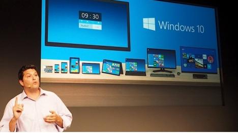 Windows 10 Build 14332