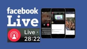 desactivar notificaciones de Video live en Facebook