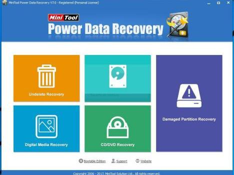 mini Tool Power Data Recovery 01