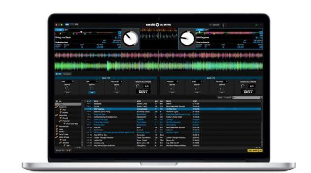 Aplicaciones para DJ