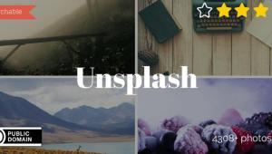Fotos de UnSplash