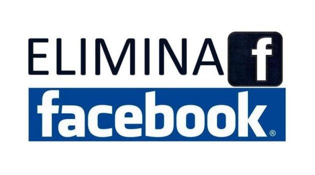 eliminar definitivamente cuenta de facebook