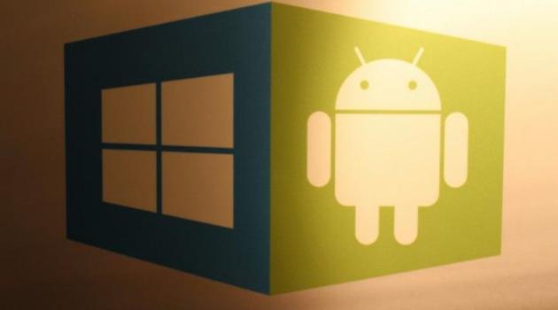 Windows en Android