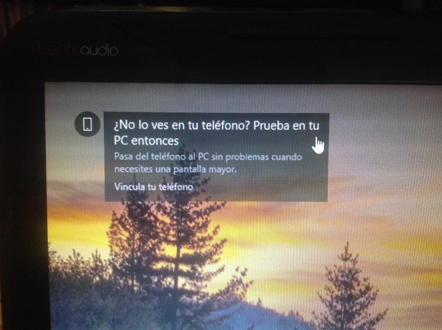 Pantalla de Bloqueo en Windows 10