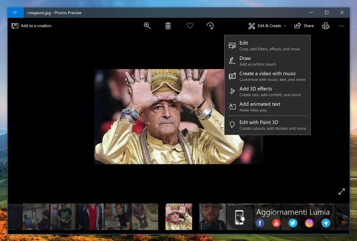 nuevo Windows Photos