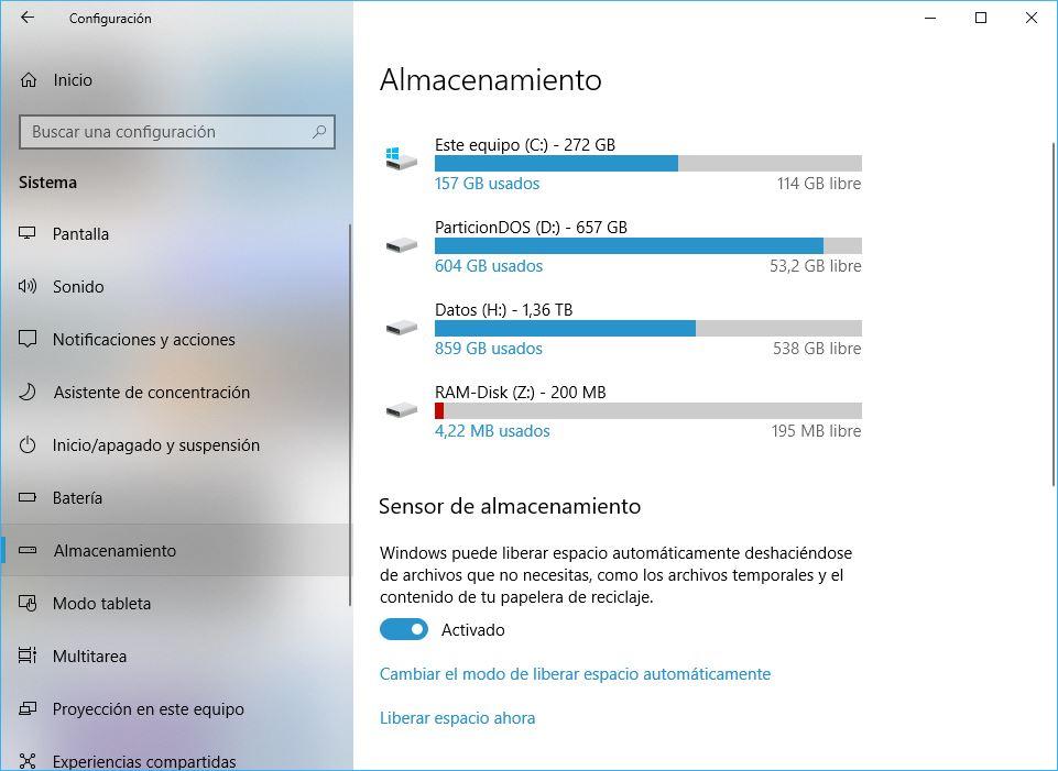 Windows 10 Build 1803