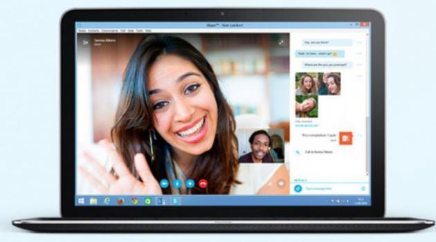 Skype en Windows 10
