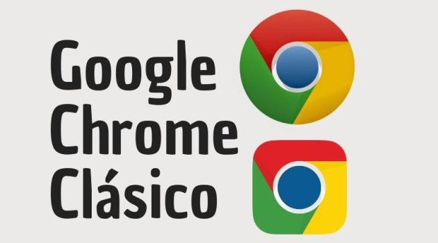 Google Chrome clásico