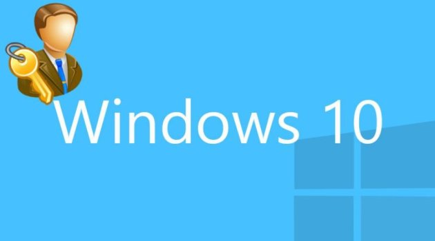 Administrador en Windows 10 metodo antiguo