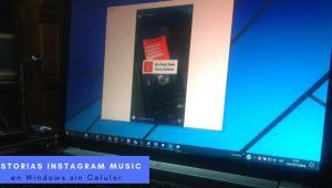 Instagram Music en Windows