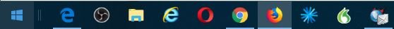 Anclar un Sitio Web barra de tareas
