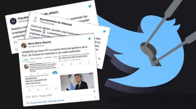Cuentas de Twitter