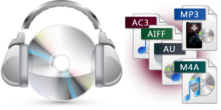 Cómo Extraer el Audio de un DVD sin Perder Calidad de Conversión