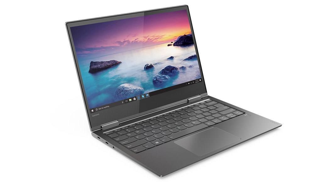 Lenovo Yoga 730 Neues 13 Und 15 Zoll Convertible Vorgestellt
