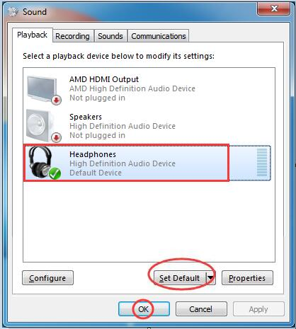 How to Fix Sound Problem in Windows 7