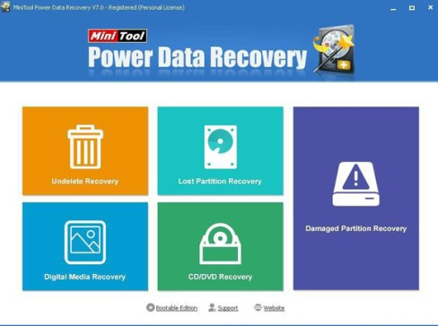 MiniTool Power Data Recovery Serial Number 2021
