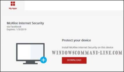 Mcafee Internet Security Free Trial Version