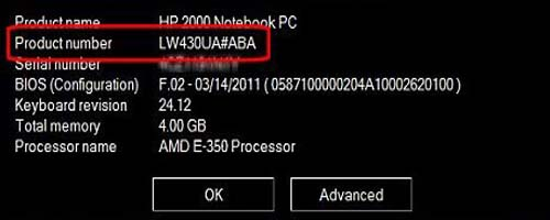 How to Find Out Computer Model Number by Command Prompt