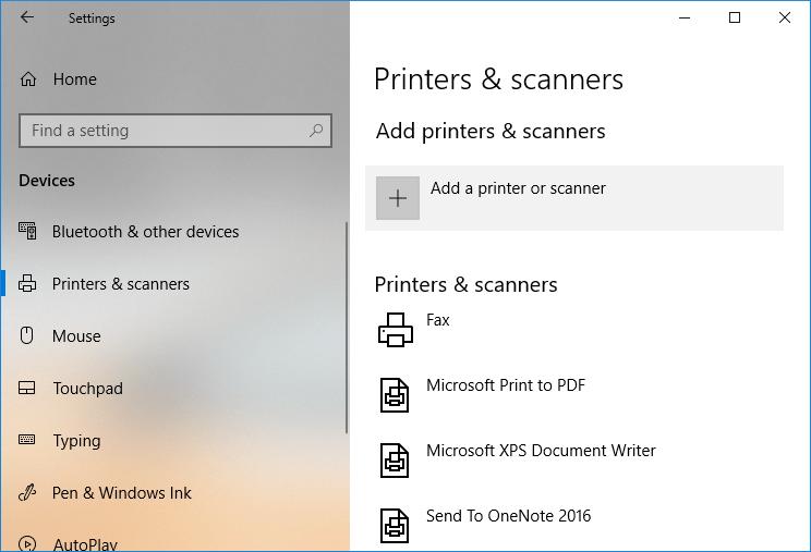 Add a Printer in Windows 10 - Step by Step