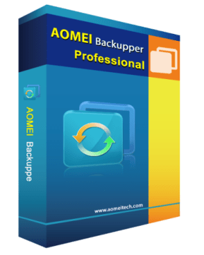 AOMEI Backupper Professional Serial Key License 2020 Free for 1Year
