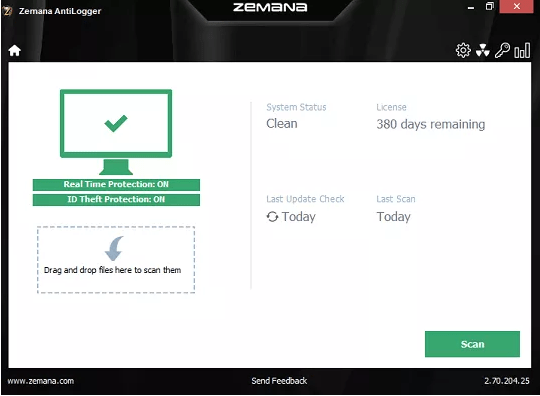 Zemana AntiLogger License Key 2019 Free for 1 Year
