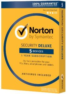 Norton Security Deluxe for 5 Devices Free Trial 90 Days