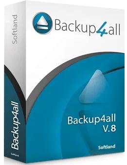 Backup4all Standard 7.5 License Key 2021 Free for Windows