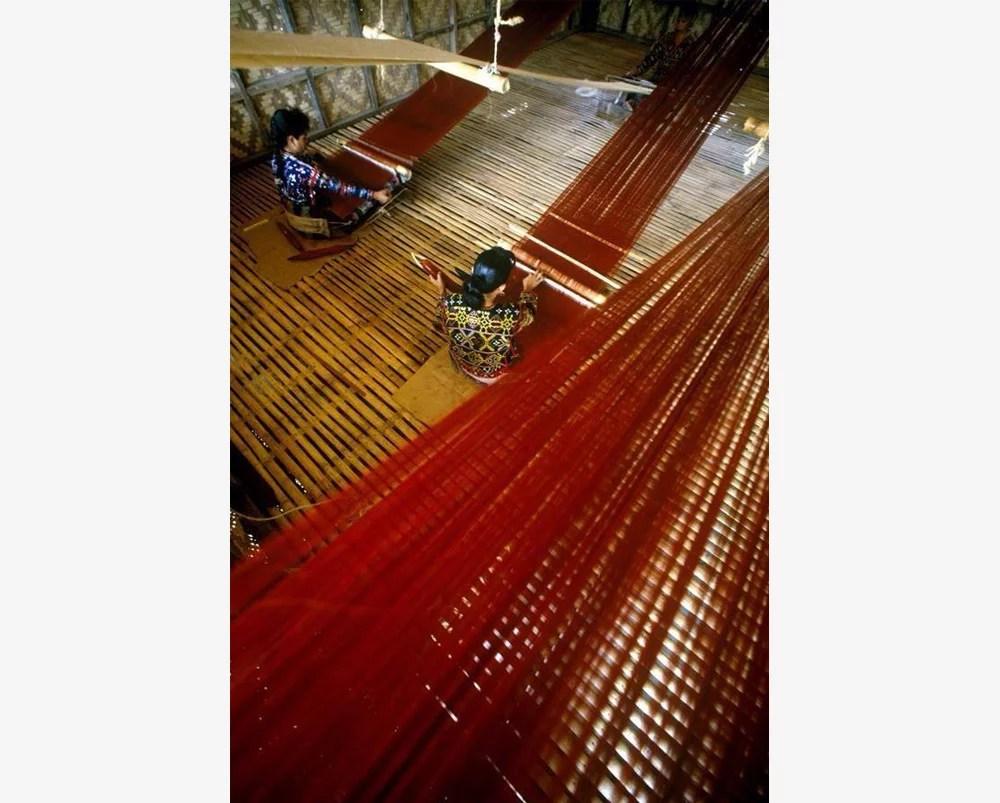 Weaving Water Woven Dreams