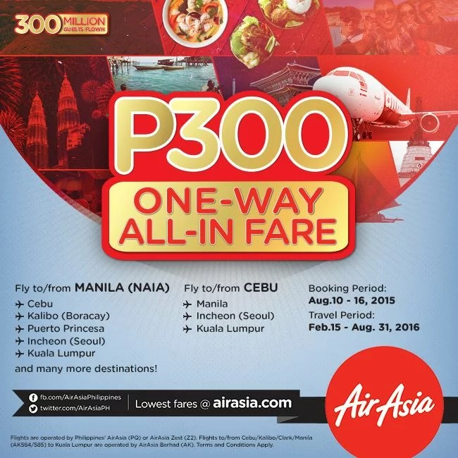 air asia php300