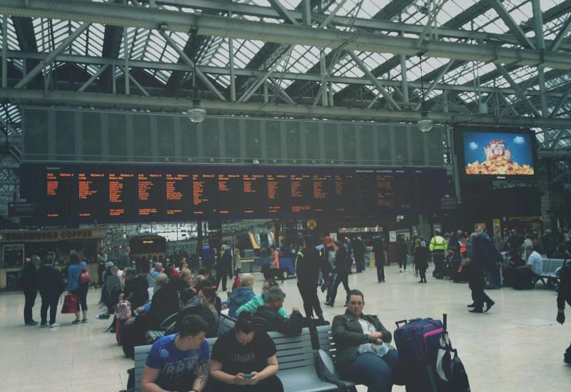 02 Glasgow Central Station