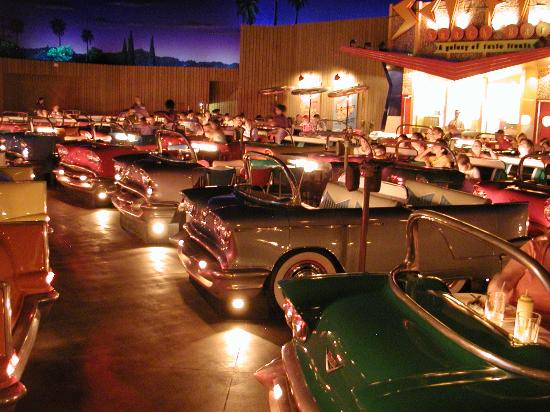 Sci-Fi Dine In in Disney World