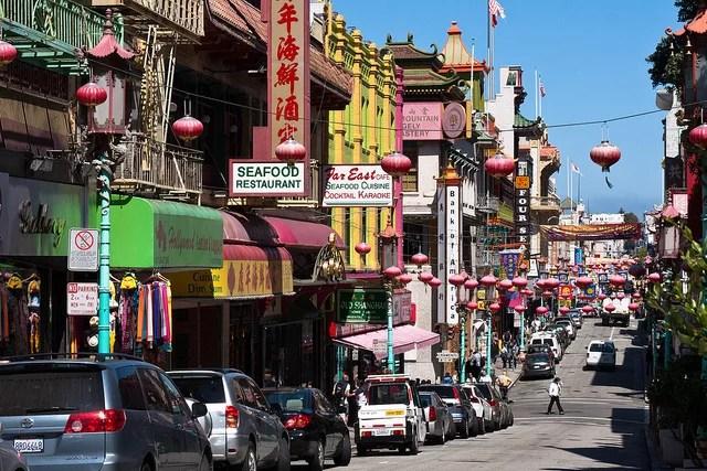 Chinatowns - San Francisco