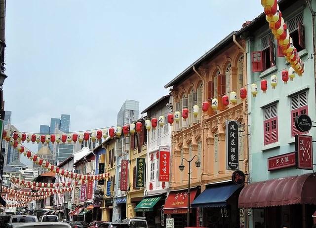 Chinatowns - Singapore