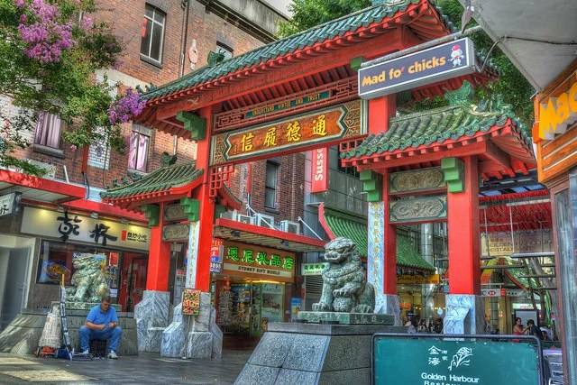 Chinatowns - Sydney