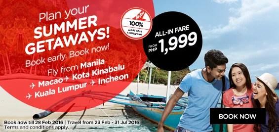 Air Asia Promo 2