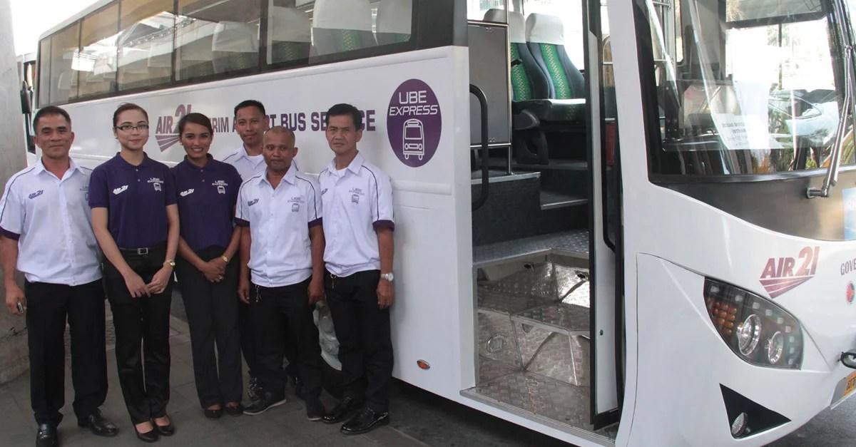 NAIA Premium Bus 2