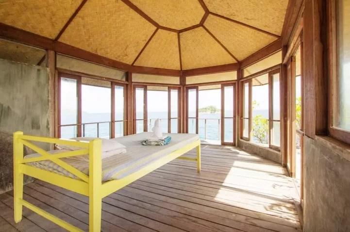 Private Islands Airbnb_elnido4