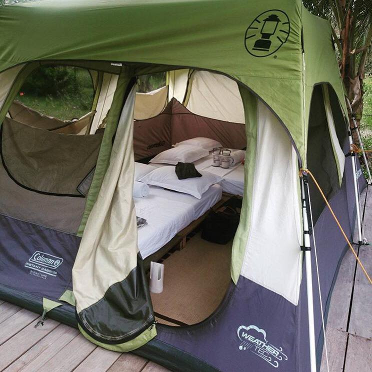My easy Adventure glamping2
