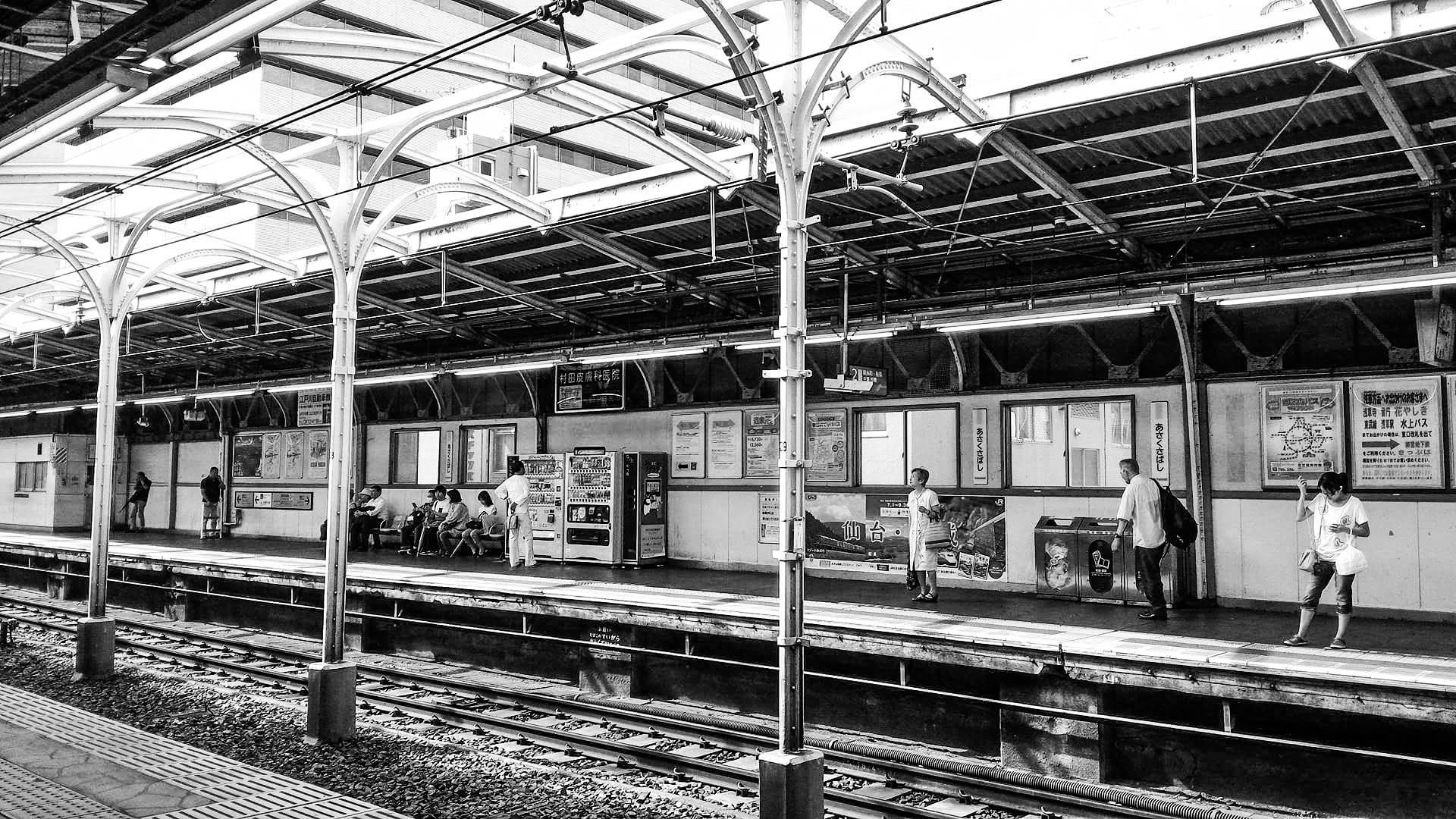 TOKYO EL RAILS