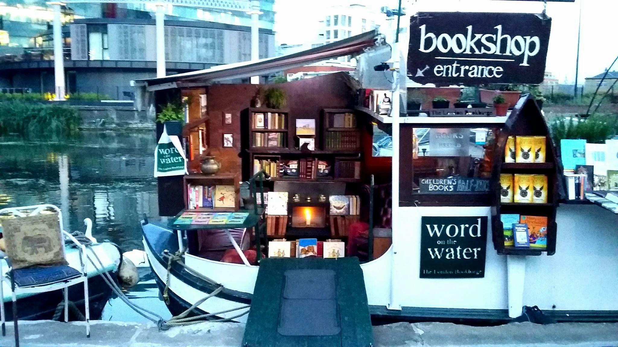 books_wordonthewater