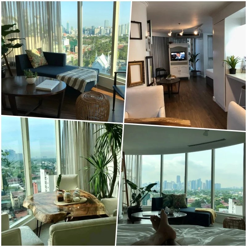 Airbnb With Skyline Views