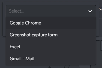 select app to add on discord