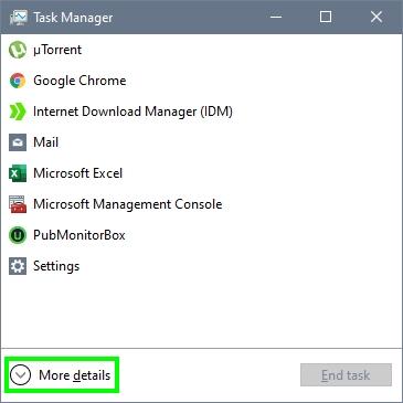task manager more details