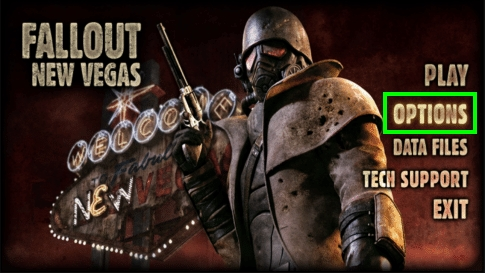 fallout new vegas options