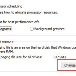 Virtual Memory Settings How to Fix Your Computer is Low on Memory how to fix your computer is low on memory