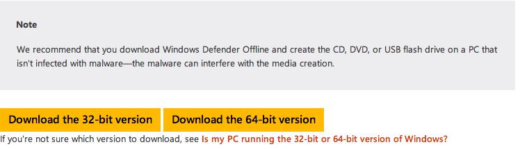 Windows Defender Use Windows Defender Offline to Remove Malware windows defender