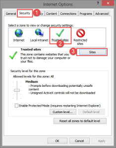Internet Explorer : Security Settings FIX: Windows has blocked this software because it can't verify the publisher FIX: Windows has blocked this software because it can't verify the publisher