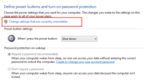 Windows 10 Power Options: Change Options How-to Disable Password After Sleep in Windows 10 password