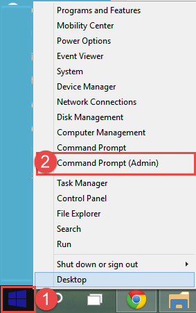 Power Menu: Command Prompt (admin) How to change Operating System Name in Boot List Operating System name